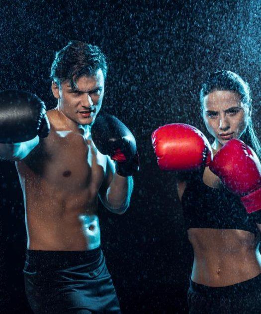pratiquer la boxe